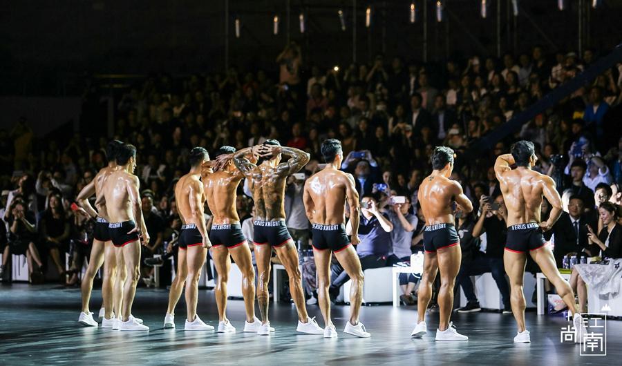文化跨界 时尚引航:2018江南国际时装周盛大开幕