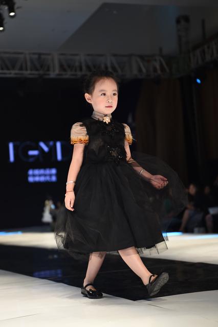 2018江南国际儿童时装周 蓄势待发