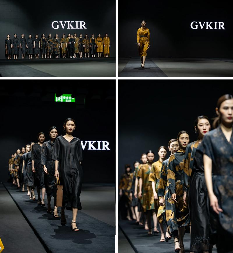 大秀集合发声时尚 惊艳之下的文化与美学